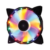 Cooler FAN (12 cm) 16 LED's Coloridos F30 OEX