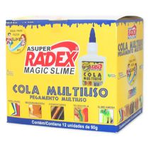 Cola Multiuso Especial (90g) Magic Slime Radex