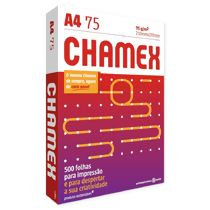 Papel Sulfite A4 (210 x 297 mm) 75g/m² Chamex Office 500 Folhas